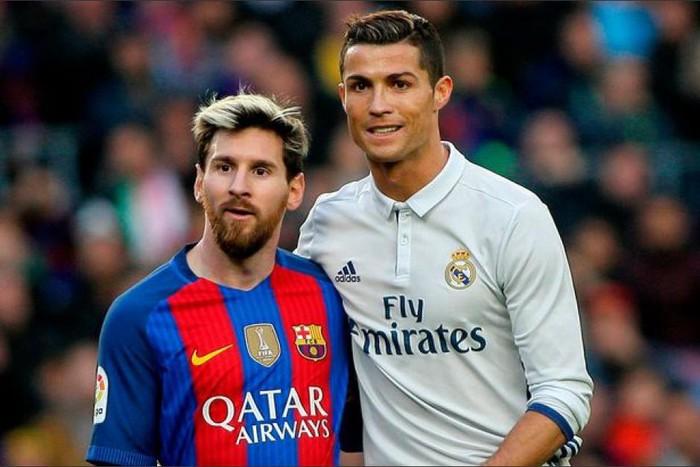 Messi ngợi ca phong độ tuyệt đỉnh của Ronaldo - Ảnh 1.