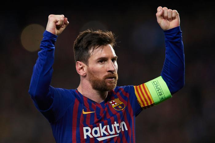 Một ngày sau khi Ronaldo lập cú hat-trick thần thánh, Messi tạo nên thành tích chưa từng có trong sự nghiệp - Ảnh 2.