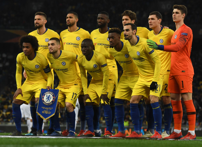 Siêu chân gỗ nổ tưng bừng, Chelsea vùi dập đối thủ 8-0 ở Europa League - Ảnh 1.