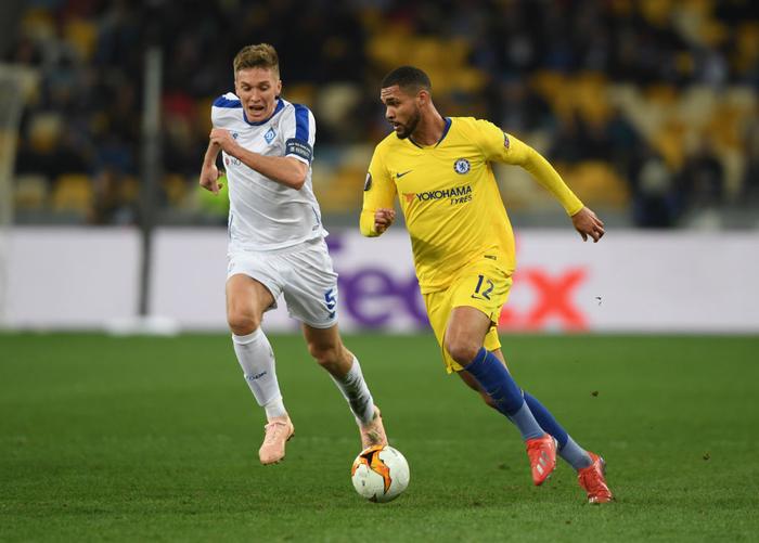 Siêu chân gỗ nổ tưng bừng, Chelsea vùi dập đối thủ 8-0 ở Europa League - Ảnh 3.
