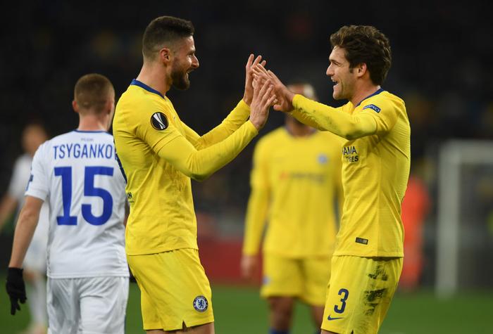 Siêu chân gỗ nổ tưng bừng, Chelsea vùi dập đối thủ 8-0 ở Europa League - Ảnh 4.