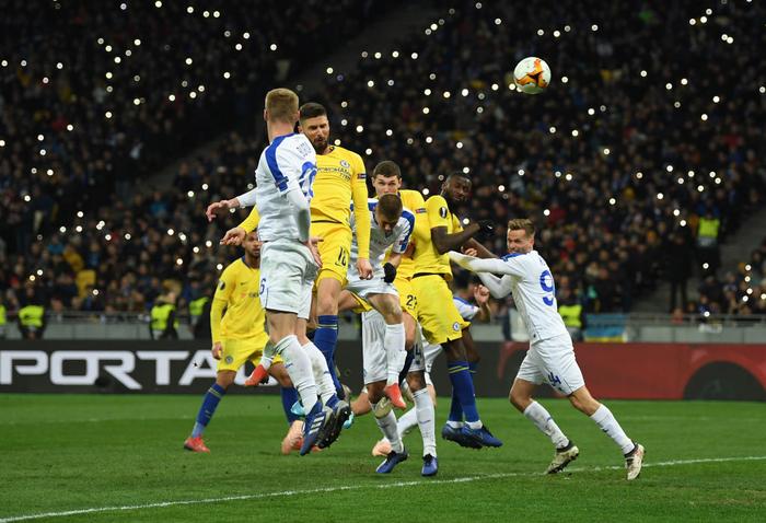 Siêu chân gỗ nổ tưng bừng, Chelsea vùi dập đối thủ 8-0 ở Europa League - Ảnh 7.