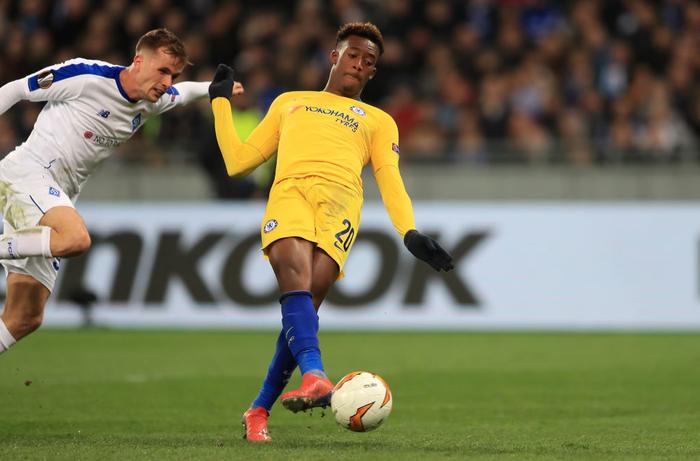 Siêu chân gỗ nổ tưng bừng, Chelsea vùi dập đối thủ 8-0 ở Europa League - Ảnh 8.