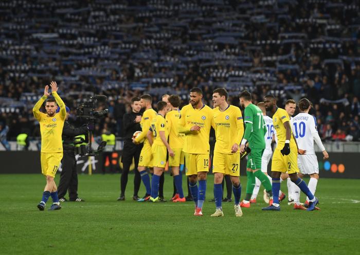 Siêu chân gỗ nổ tưng bừng, Chelsea vùi dập đối thủ 8-0 ở Europa League - Ảnh 9.