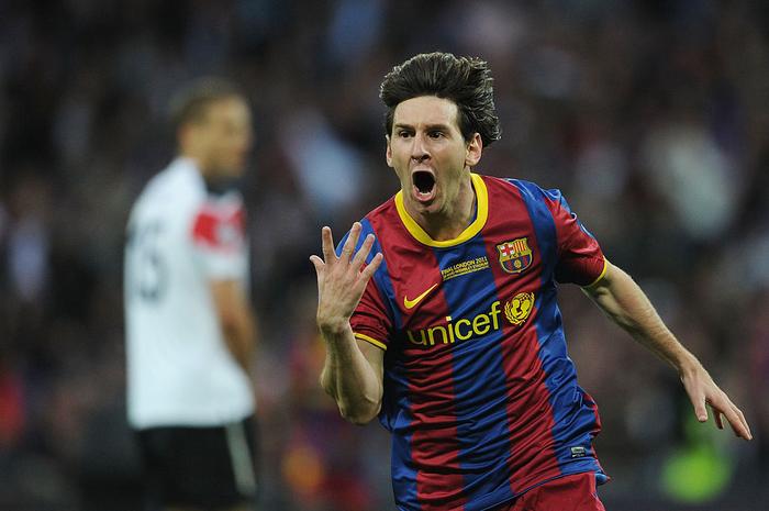 Barcelona đối đầu Man Utd: Khi hung thần Messi đi săn Quỷ đỏ - Ảnh 1.