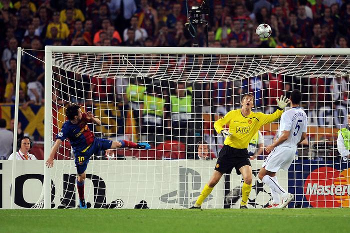 Barcelona đối đầu Man Utd: Khi hung thần Messi đi săn Quỷ đỏ - Ảnh 2.