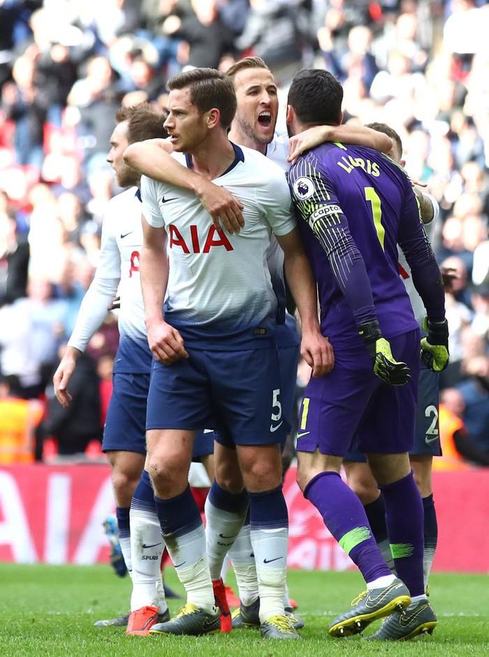 Hai quyết định sai lầm của trọng tài góp phần khiến Arsenal bị chia điểm với Tottenham - Ảnh 4.