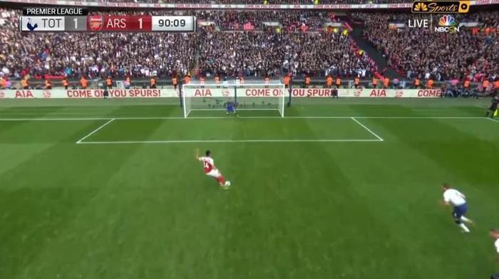Hai quyết định sai lầm của trọng tài góp phần khiến Arsenal bị chia điểm với Tottenham - Ảnh 5.