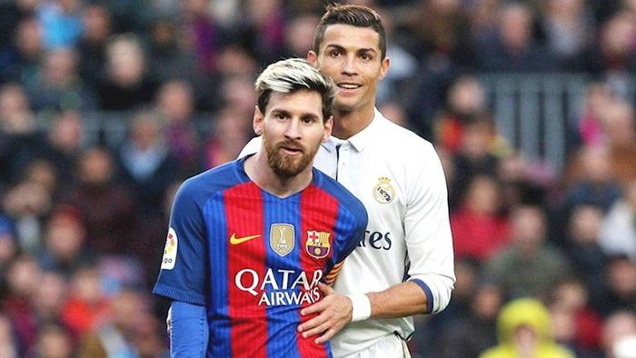 Messi: Tôi nhớ Ronaldo - Ảnh 1.