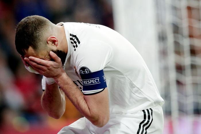 Cầu thủ Real đau đớn, suy sụp trong ngày thua sốc và chính thức bị phế ngôi tại giải đấu danh giá bậc nhất thế giới - Ảnh 2.