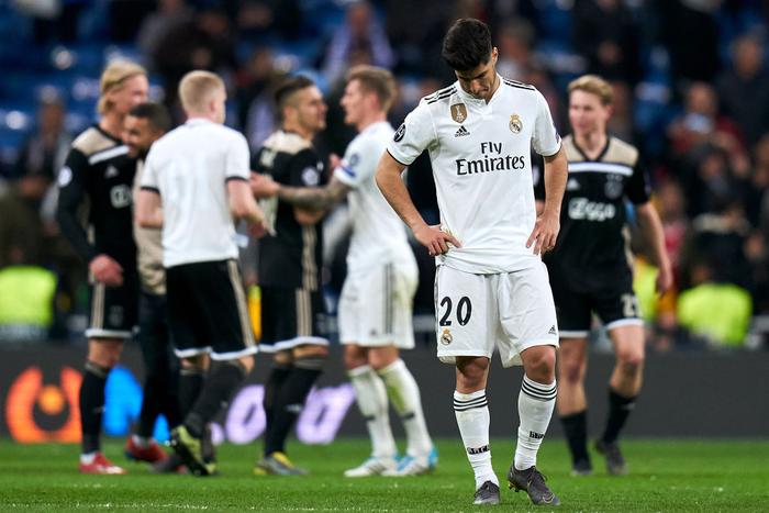 Cầu thủ Real đau đớn, suy sụp trong ngày thua sốc và chính thức bị phế ngôi tại giải đấu danh giá bậc nhất thế giới - Ảnh 7.