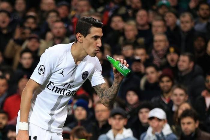 Dân mạng hả hê khi thấy ngôi sao PSG dính khẩu nghiệp vì to gan chửi fan MU ở trận lượt đi - Ảnh 1.