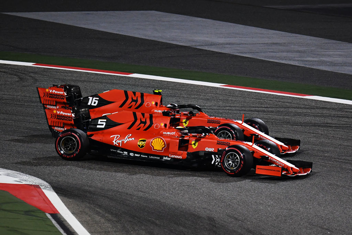 Xe Ferrari trục trặc động cơ, tài năng trẻ đánh rơi chiến thắng vào tay nhà vô địch F1 thế giới - Ảnh 4.
