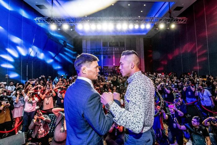 Võ sĩ gốc Việt Martin Nguyễn tự tin trước thềm trận bảo vệ đai vô địch tại giải MMA lớn nhất châu Á - Ảnh 1.