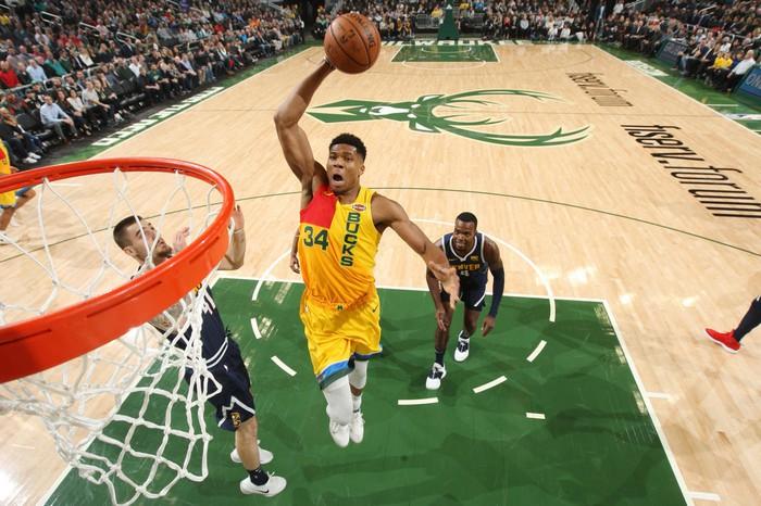 Lộ diện 16 đội bóng tham gia vòng đấu Playoffs mùa giải NBA 2018-2019 - Ảnh 2.