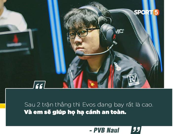 """PVB và EVS """"gáy"""" cực mạnh trước thềm chung kết, """"Tỉ số không phải 3-0 cho PVB, Ma Vương xin chặt đầu"""" - Ảnh 1."""