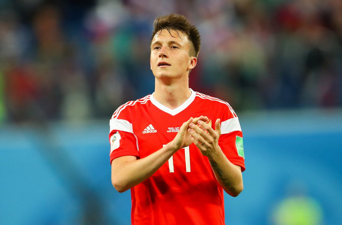 Ngôi sao trẻ xuất sắc nhất của Nga tại World Cup 2018 thừa nhận game thủ tập luyện cực khổ hơn cầu thủ bóng đá - Ảnh 1.