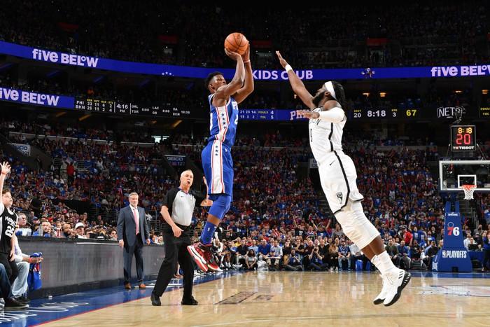 Brooklyn Nets giành chiến thắng thuyết phục trên sân nhà của Philadelphia 76ers - Ảnh 4.
