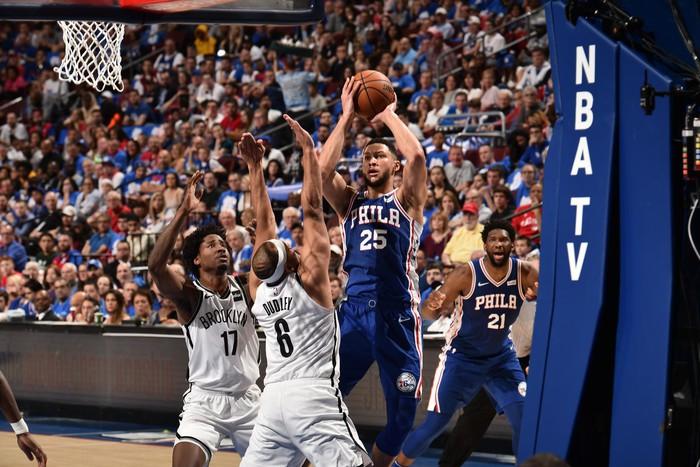 Brooklyn Nets giành chiến thắng thuyết phục trên sân nhà của Philadelphia 76ers - Ảnh 3.