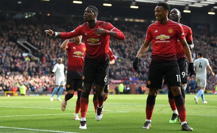 De Gea cứu thua xuất thần, Pogba lập cú đúp 11 m giúp MU thắng chật vật West Ham - Ảnh 2.