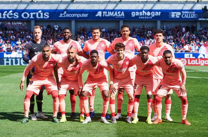 Barcelona có sự chuẩn bị nghèo nàn trước cuộc đối đầu quyết định với MU - Ảnh 1.