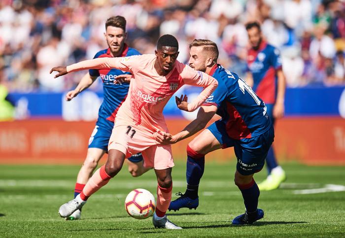 Barcelona có sự chuẩn bị nghèo nàn trước cuộc đối đầu quyết định với MU - Ảnh 3.