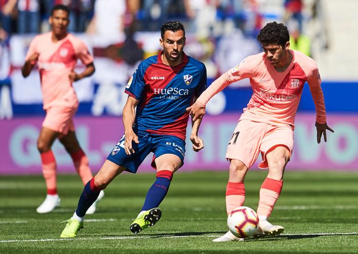 Barcelona có sự chuẩn bị nghèo nàn trước cuộc đối đầu quyết định với MU - Ảnh 5.