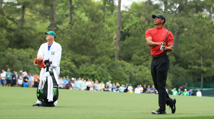 Tiger Woods chấm dứt cơn khát danh hiệu major kéo dài 11 năm bằng chiến thắng kịch tính - Ảnh 5.