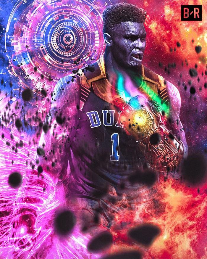 Zion Williamson công bố gia nhập NBA Draft 2019 - Ảnh 2.