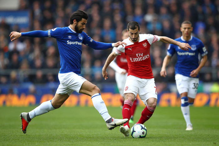 Arsenal phơi áo trước Everton, cuộc đua vào top 4 trở nên gay cấn hơn bao giờ hết - Ảnh 2.
