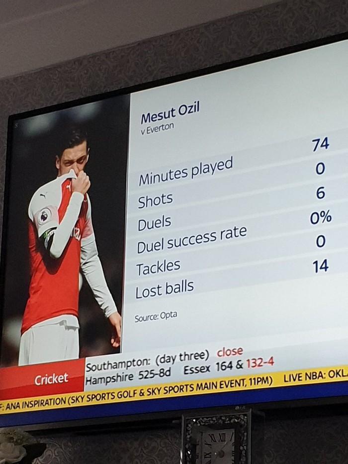 Sao Arsenal thẳng tay ném áo khoác về phía huấn luyện viên đội bạn - Ảnh 3.