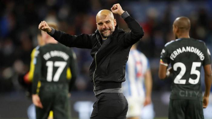 Pep Guardiola, Man City và cú ăn 5: Mục tiêu của Đấng toàn năng - Ảnh 1.