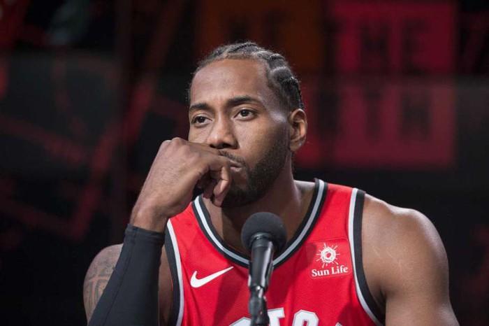 BLĐ Toronto Raptors trấn an người hâm mộ về khả năng giữ chân thành công Kawhi Leonard - Ảnh 2.