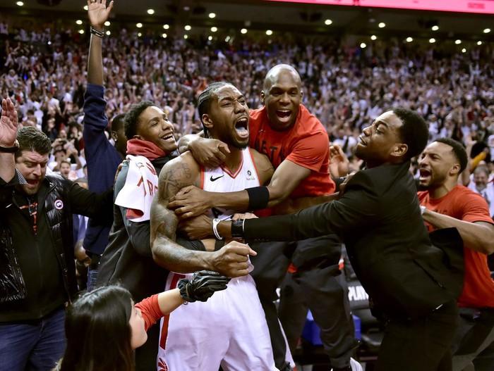 BLĐ Toronto Raptors trấn an người hâm mộ về khả năng giữ chân thành công Kawhi Leonard - Ảnh 1.