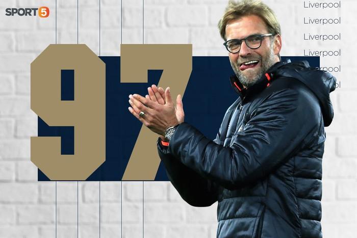 Những con số ấn tượng nhất tại Premier League 2018/19: Kẻ về nhì vĩ đại Liverpool và những kỷ lục lần đầu được thiết lập - Ảnh 1.