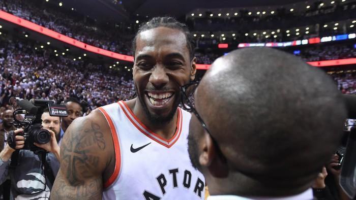 BLĐ Toronto Raptors trấn an người hâm mộ về khả năng giữ chân thành công Kawhi Leonard - Ảnh 3.