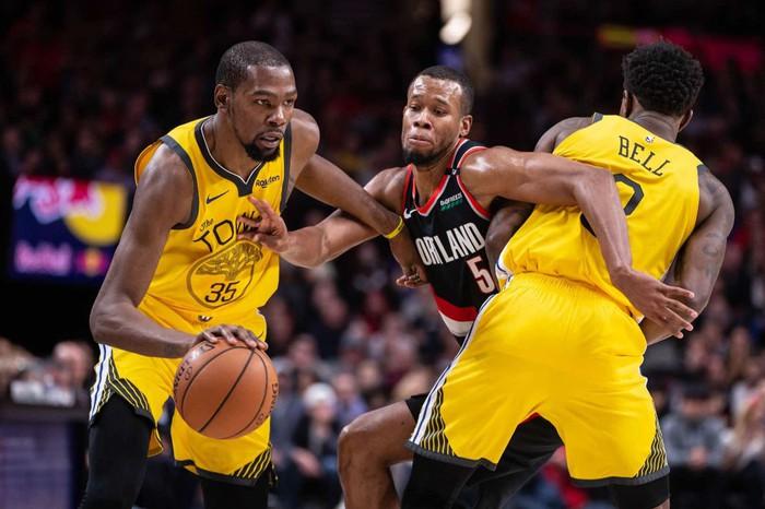 Đánh giá cặp đấu chung kết miền Tây NBA 2019: Golden State Warriors - Portland Trail Blazers - Ảnh 3.