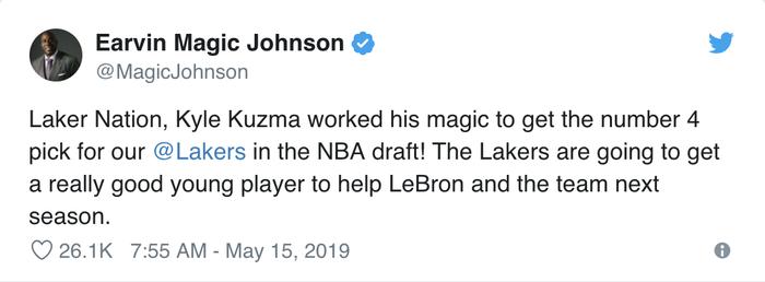 LeBron James, Rob Pelinka và cựu chủ tịch Magic Johnson nói gì về lượt 4 diệu kỳ của Lakers - Ảnh 3.