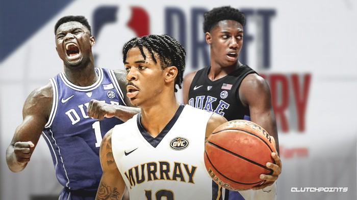 Kết quả NBA Draft Lottery 2019: Pelicans gặp may với 6%, các thánh tank cũng đành cúi đầu trước vận đỏ của Lakers - Ảnh 2.