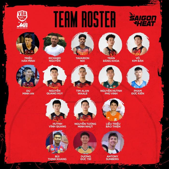Preseason VBA 2019 - Saigon Heat vs City Wings: Trông chờ vào màn ra mắt của Michael Soy và Richard Nguyễn - Ảnh 7.