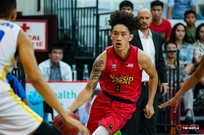 Saigon Heat: Vững niềm tin, vững phong độ cho chức vô địch - Ảnh 5.