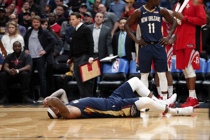 Chấn thương gót chân, mùa giải đã kết thúc với Durant? - Ảnh 4.