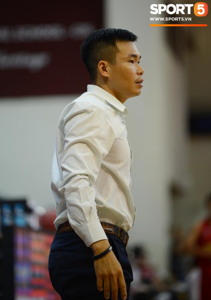 Phan Thanh Cảnh: Chúng tôi đã không đủ tỉnh táo từ hiệp thi đấu thứ hai - Ảnh 1.