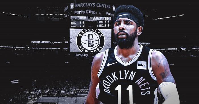 """Brooklyn Nets """"giành pole"""" trong cuộc đua giành chữ ký Kyrie Irving - Ảnh 1."""