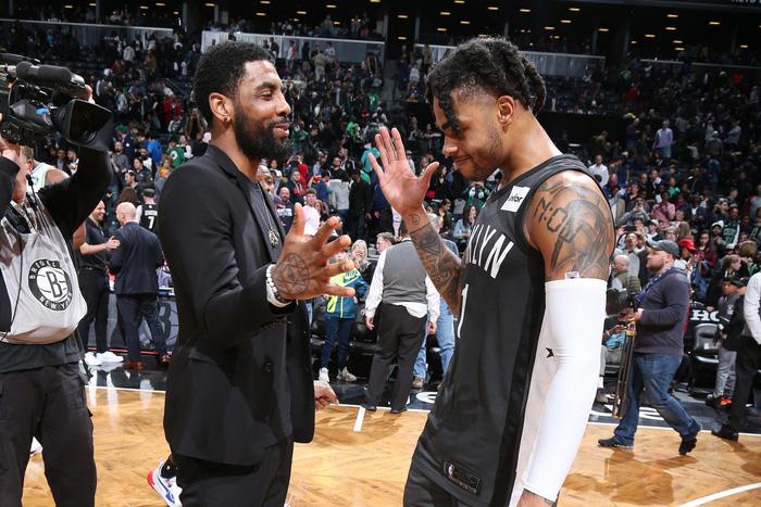 """Brooklyn Nets """"giành pole"""" trong cuộc đua giành chữ ký Kyrie Irving - Ảnh 2."""