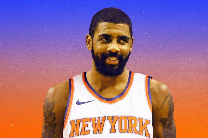 """Brooklyn Nets """"giành pole"""" trong cuộc đua giành chữ ký Kyrie Irving - Ảnh 3."""