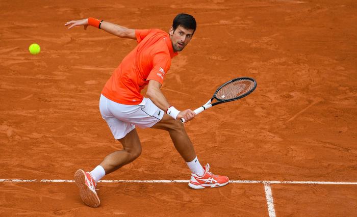 Djokovic đi vào lịch sử Roland Garros, đạt cột mốc đến ngay cả Vua đất nện Nadal cũng chưa từng vươn tới - Ảnh 2.