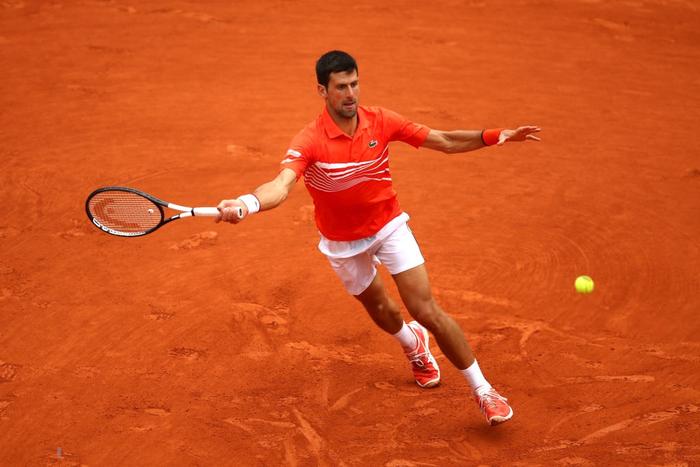 Djokovic đi vào lịch sử Roland Garros, đạt cột mốc đến ngay cả Vua đất nện Nadal cũng chưa từng vươn tới - Ảnh 5.