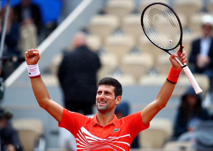 Djokovic đi vào lịch sử Roland Garros, đạt cột mốc đến ngay cả Vua đất nện Nadal cũng chưa từng vươn tới - Ảnh 6.