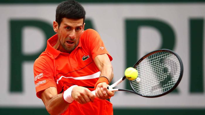 Djokovic đi vào lịch sử Roland Garros, đạt cột mốc đến ngay cả Vua đất nện Nadal cũng chưa từng vươn tới - Ảnh 3.